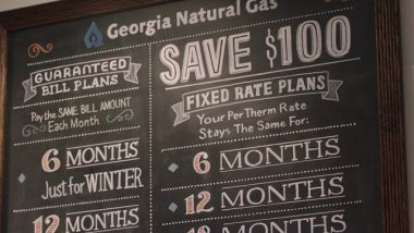 Georgia Natural Gas – Really