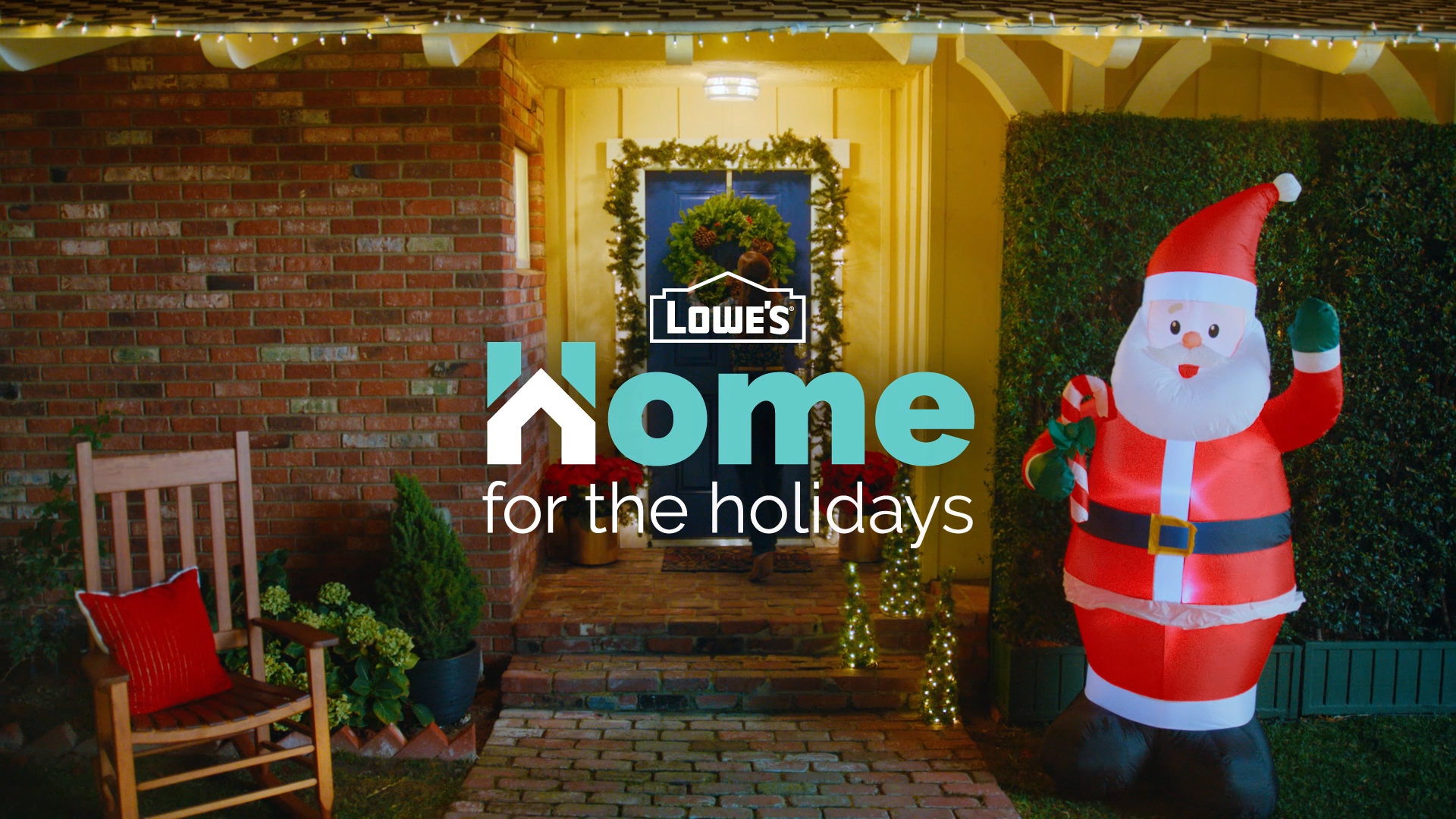 LOWES HOLIDAY 21